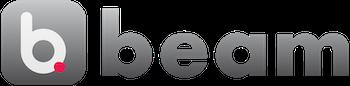 Beam space logo